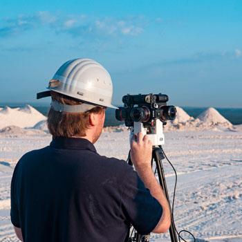 360 Grad Kamera im Einsatz